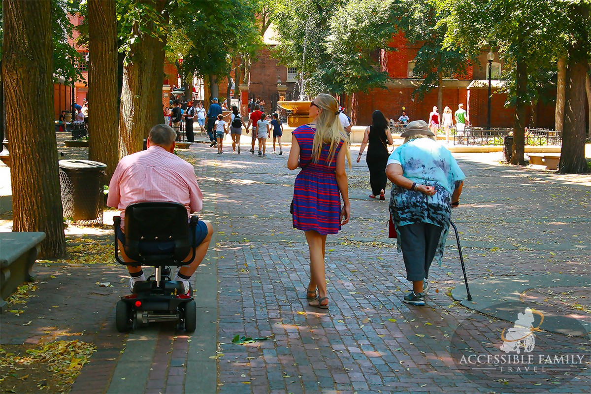 Top 5 Suggestions for Planning an Accessible Family or Group Vacation