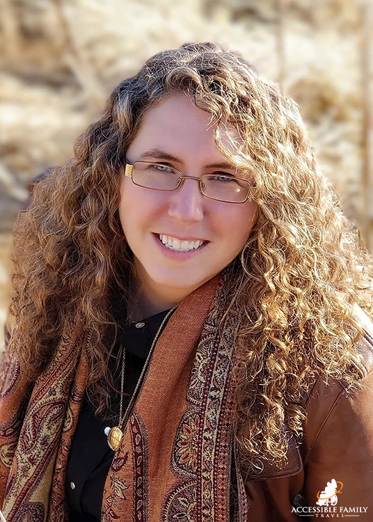 Suzanne Bair, Founder of Accessible Family Travel