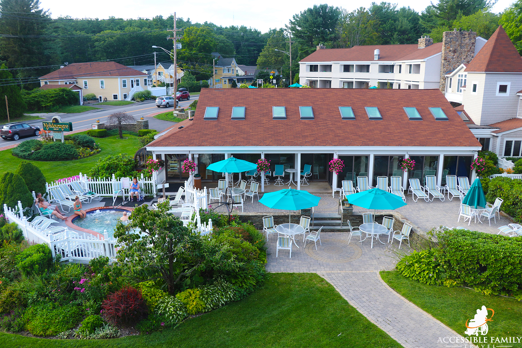 Meadowmere Resort – Your Accessible Home Away From Home in Ogunquit, Maine